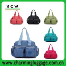 wholesale nylon canvas korean women tote bag