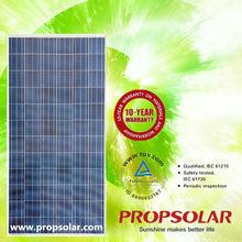 A grade high efficiency best price 300watt mono solar panel