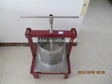 Beekeeping tools stainless steel bee wax press machine