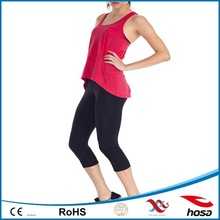racerback breathable active women gym clothing
