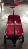 kids metal toy wagon cart bollerwagen TC4241