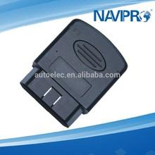 2014 Most popular smart gps tracker obd for remote fuel monitoring,vibration detection,low batery alert,geofence alert,etc