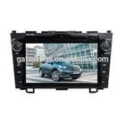 SA 1024X600 Glonass/GPS 1080P car dvd playerfor Honda CRV