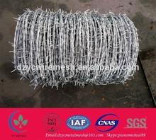 18 ga. Barbed Wire, 4 pt.