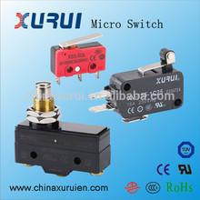 UL TUV CE 16A button micro switch China Manufacturer
