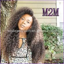 new arrival black women natural color virgin malaysian hair human hair malaysian kinky curly hair full lace wig