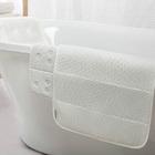 2015 new style free sample anti slip 3D memory foam bath mat