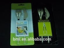 Hot Sale Plastic Detachable Dinner Set