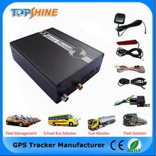 Free Tracking Platform Fuel Level Monitoring VT900 Vehicle GPS Tracker W