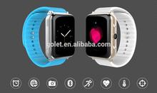 2015 Sports watch heart rate monitor gps pedometer watch, smart wrist watch mobile phone, Cheap price of smart watch phone