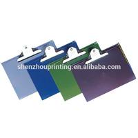 China Supplier File Folder/clipboard binder plastic cover