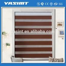 Zebra blinds translucent window blinds magnetic door screen curtains