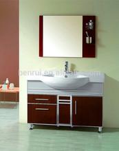 Modern bathroom cabinet floor mounted cabinet Simple style Br v-2012