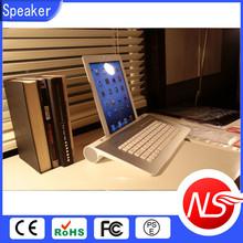 New design Wireless keyboard with speaker bluetooth 2.1