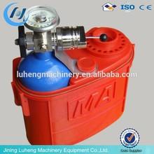 coal mining oxygen self-rescuer respirator