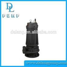 WQ sewage pumps submersible pump 4 inch diesel water pump