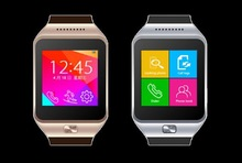 2014 new design S28 smart watch phone with Bluetooth sync