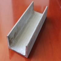 steel channel weight chart
