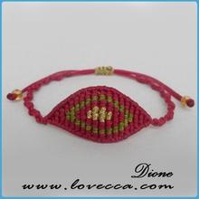 Turkish charm evil eye beads bracelet for children wholesale friendship bracelets