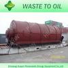 Green Technology black fuel oil dehydration distillation