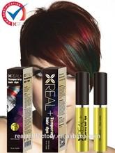 Regret not buying REAL PLUS hair dye/hair mascara very good product