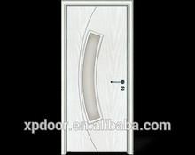 2015 new product Canada Design Interior kerala pvc door