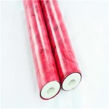 PVC PE PU ABS PP adhesive hot stamping foil waterproof sunproof