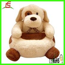 LE C1631 kids sofa furniture , plush child animal chair