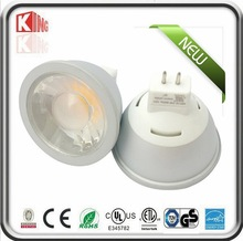7W MR16 630lm ul listed led lights gu5.3 dimmable king