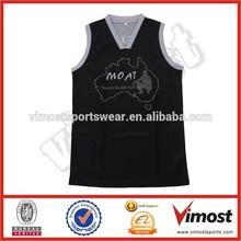 100% polyster basketball uniforms hot style custom BASKET--22