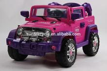 Children ride on jeep car for girls JJ235B