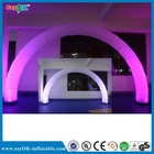 Wedding/stage decoration led inflatable arch wiht led light
