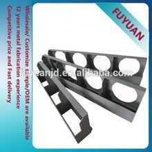 Sheet Metal Punching Stamping Parts Laptop Housing / Punching Service / Precision Sheet Metal Fabrication