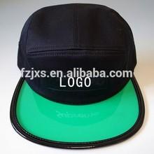 100% Cotton Custom Design 5 Panel Cap And Hat