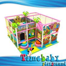 EU Standard Corrugated Cardboard children toys big size indoor castle playground