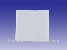 Calcium alginate dressing pad/Chronic wounds silver/white pieces