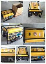 Promotional!High Quality petrol genset 2015 portable gasoline generator 12v