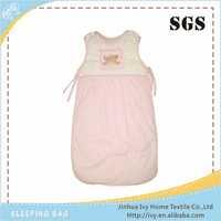 low price lovely design cotton Baby Sleeping bag ram golf bags