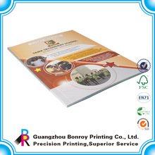 Customized cheap high quality decorating primary school books