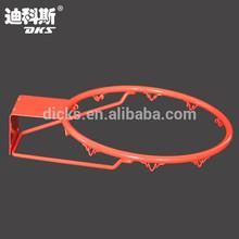 Steel Tube Mini Metal Basketball Ring For Kids