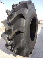 Tractor tyre 23.1-26 with R2 pattern provides excellent traction