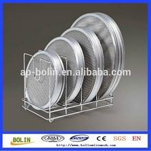 Aluminum mesh pizza pan screens(Factory)