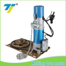 Automatic Door Operators Type AC 600kg rolling door motor /alarm remote control rolling door motor