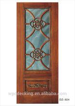 home decoration pvc wooden door israeli design china wholesale