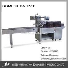 SGM060-3A-P/T full servo drive sealing shrink packing machine