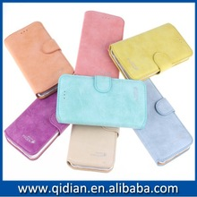 2015 Best Selling new arrival leather case for iphone6