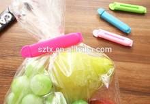 7*1.5cm plastic bag sealer clip for different kinds of bags