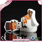 Promotion Gift USB Flash Drive Wedding Gif