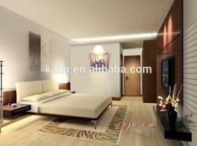 Modern Bedroom 2015 Hotel Furniture