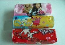 fashion school pvc pencil pouch
